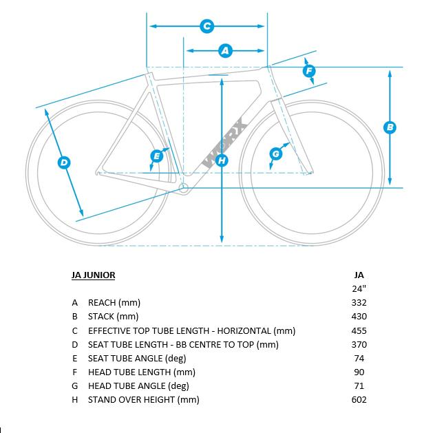 Junior Worx Worx Bikes